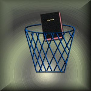 Trashed Bible