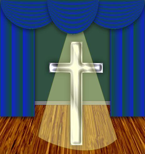 Spotlight on God