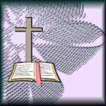 Cross and Bible 3