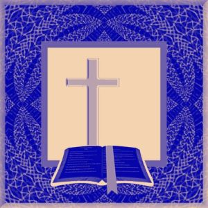 Cross and Bible 4