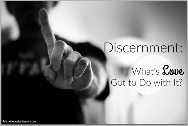 discernment love