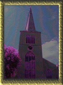 Dead Church Steeple