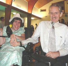 John & Deb Anniversary 2008