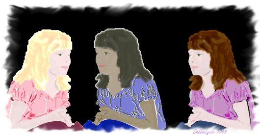 Three Little Angels