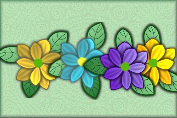 Bezier Flower Sampler