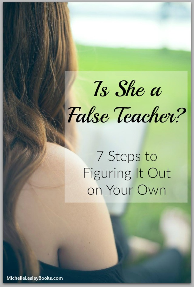 false teacher 7 steps