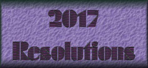 2017-resolutions