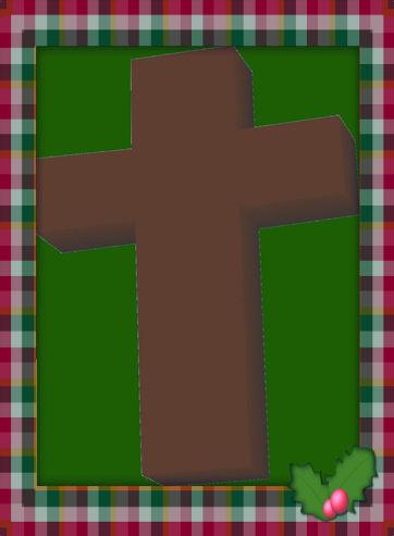 christmas-cross