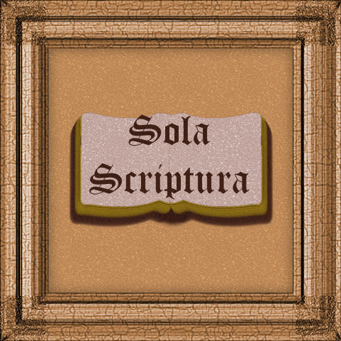 Image result for sola scriptura clipart