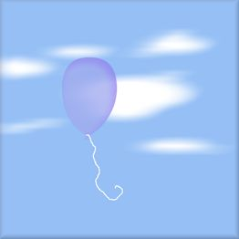 Floating Balloon
