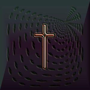 Horrible Beautiful Cross