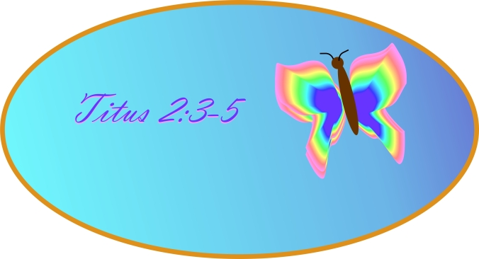Titus 2 3 thru 5