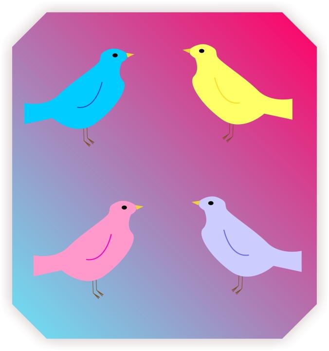 Birds Sampler