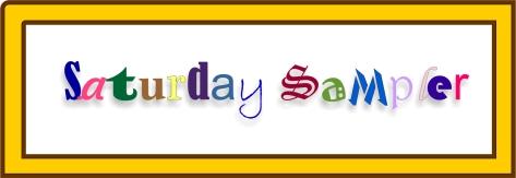 Saturday Sampler graphic