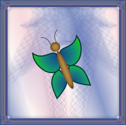 Resurrection Butterfly