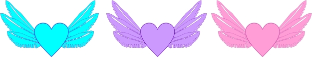 Wings on Hearts