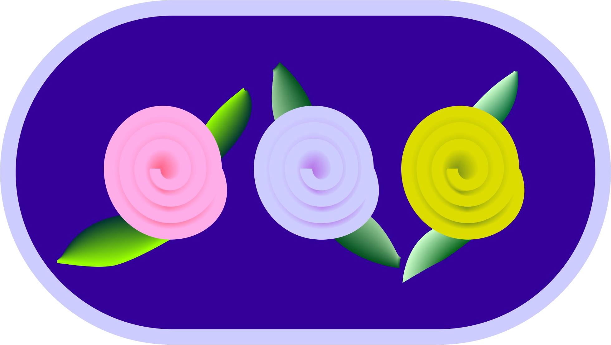 Rose Sampler 02