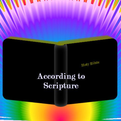 According to Scripture