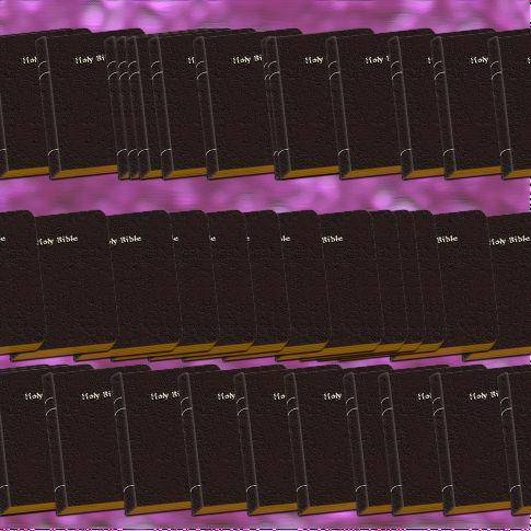 Repetitive Bibles