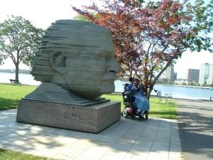 Arthur Fedlier Bust