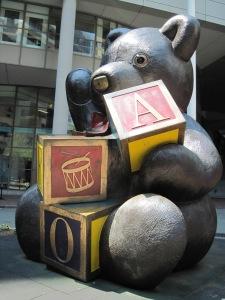 FAO Shwartz Bear
