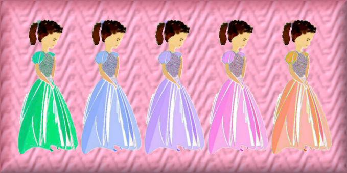 Cinderella Sampler