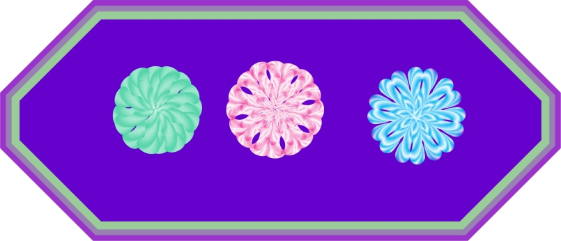 Twist Blend Flowers Sampler
