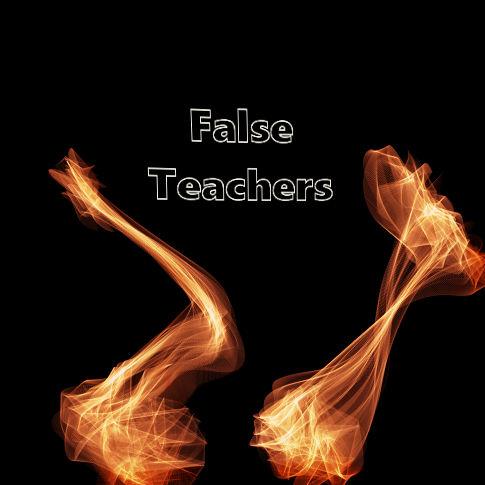 Burning False Teachers
