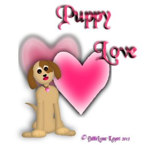 Cute Puppy Love