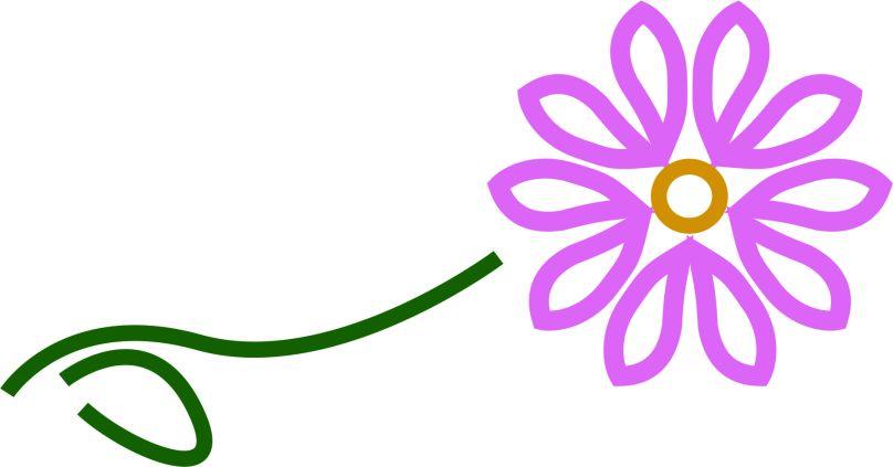 Flower Outline