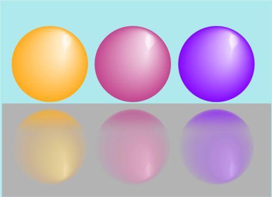 Reflecting Balls Sampler