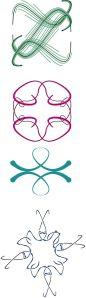 Artistic Swirl Sampler