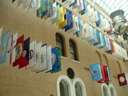 Massachusetts Town Flags