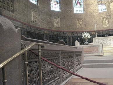 Cordened church