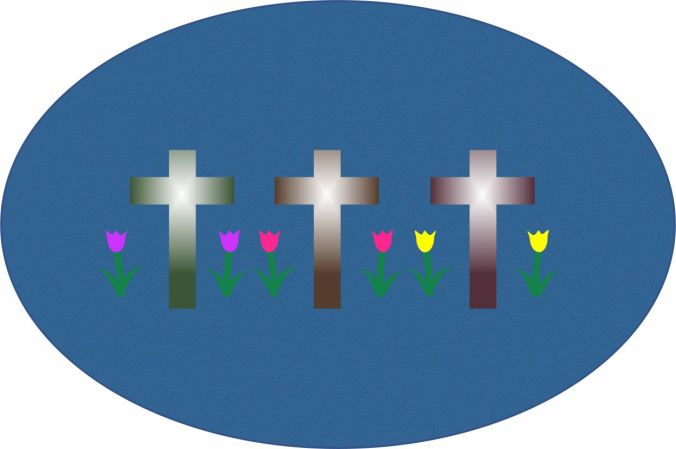 Easter Cross Sampler