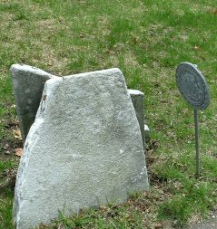 Mystery Headstone