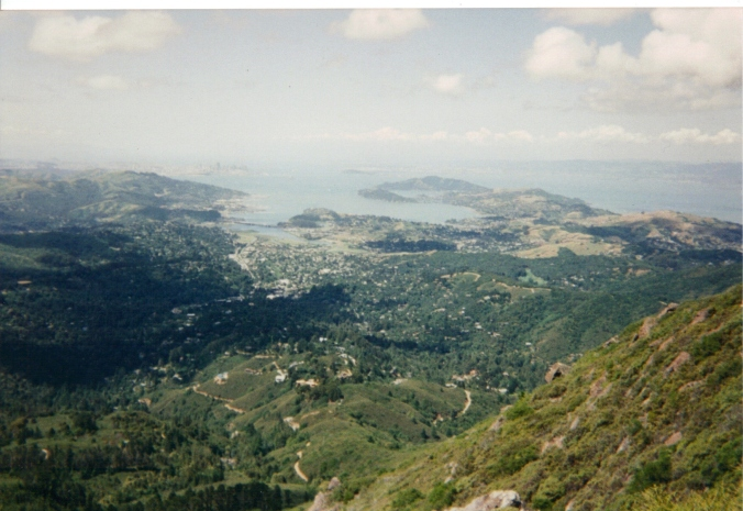 Summit of Mount Tam