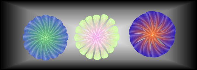 Blend Circles Sampler