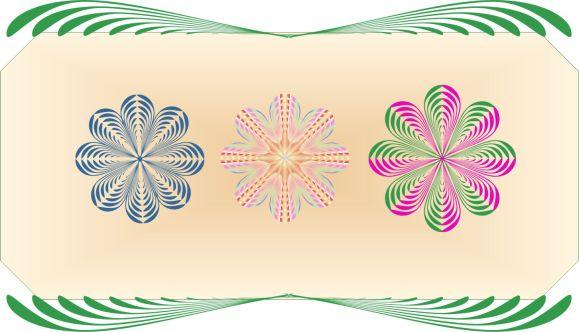 Spiral-based Florish