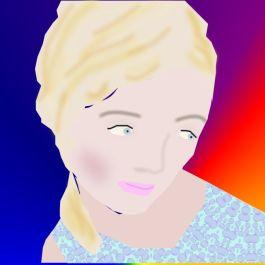 Pensive Woman02